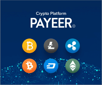 Payeer - Кошелек и обменник криптовалют