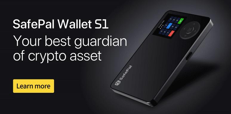 SafePal - Аппаратный криптовалютный кошелек