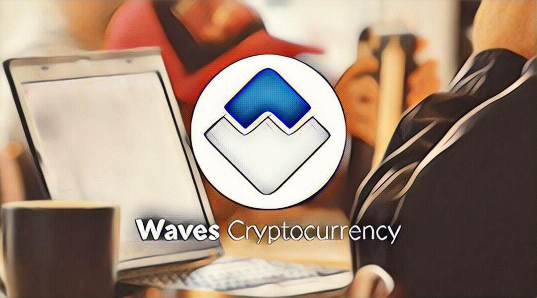 Криптовалюта Waves - Обзор. График WAVES/USD