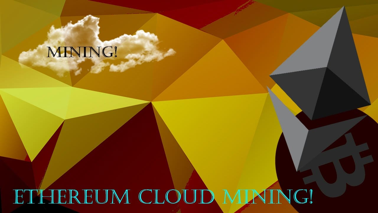 Облачный майнинг Эфира. Cloud Mining Ethereum (ETH)