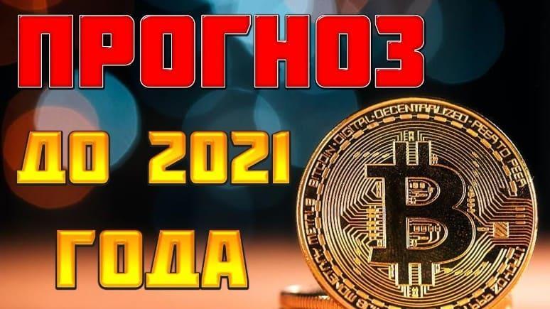 Биткоин Прогноз 2021