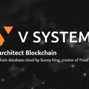 Криптовалюта V Systems (VSYS) - Обзор. Курс VSYS/USD
