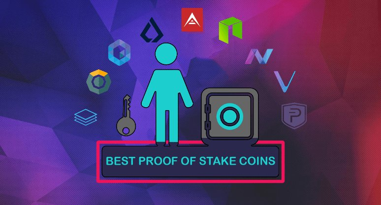 Стейкинг Proof-of-Stake