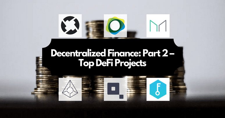 DeFi Projects