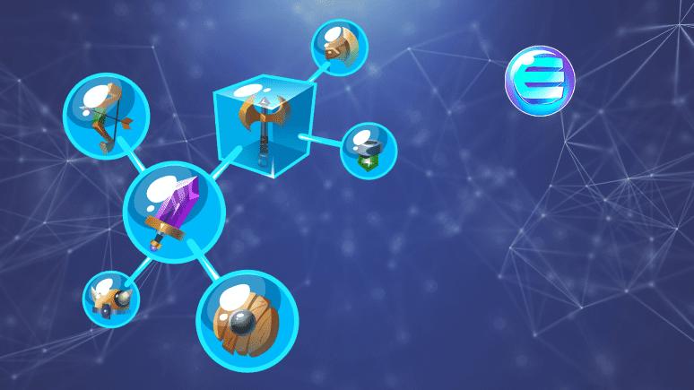 Enjin blockchain