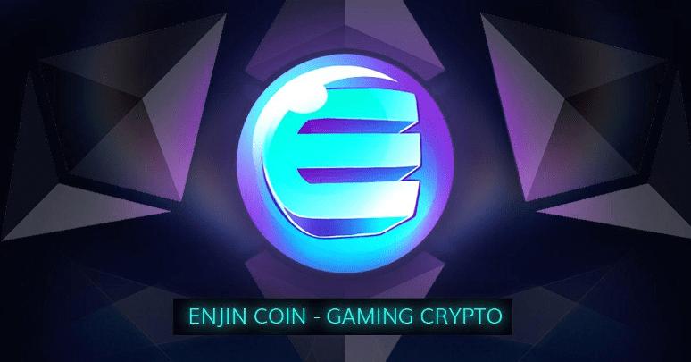 Enjin coin - Обзор