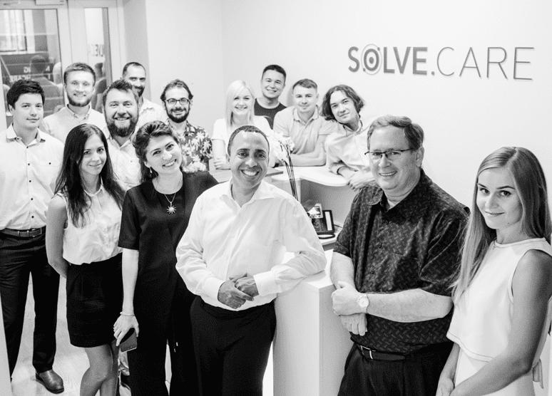 Команда Solve Care
