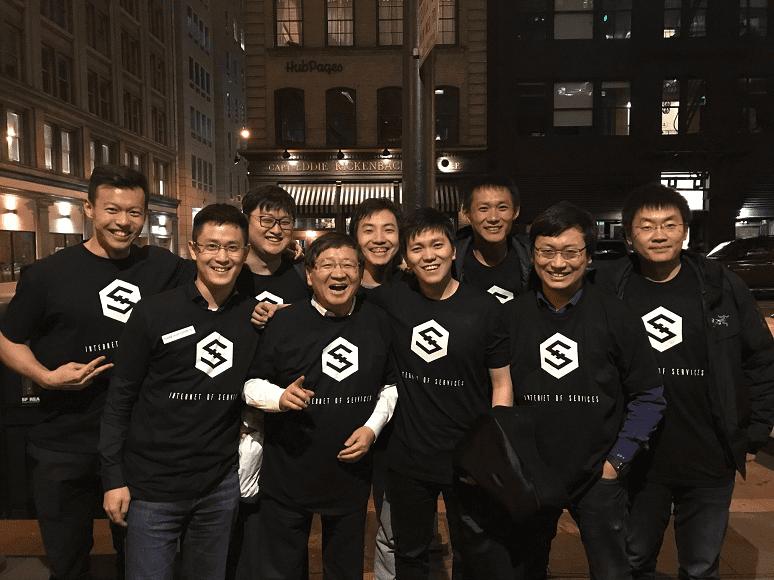Team IOST