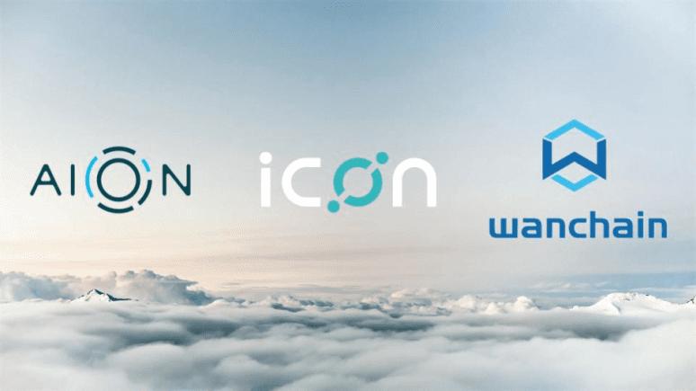 AIОN-ICON-WANCHAIN