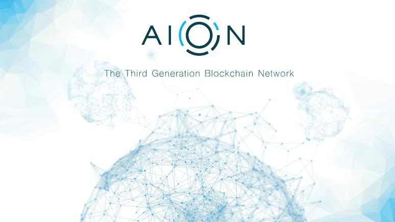 AION - Обзор криптовалюты