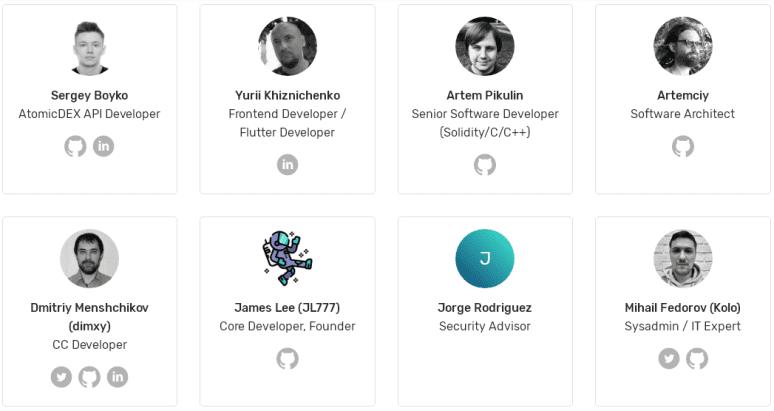 Komodo Team Developers