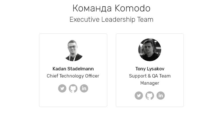 Komodo Team