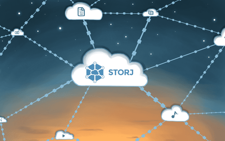 STORJ CLOUD SYSTEM