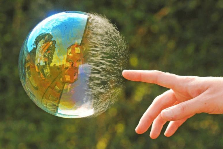 Yearn Finance - Пузырь