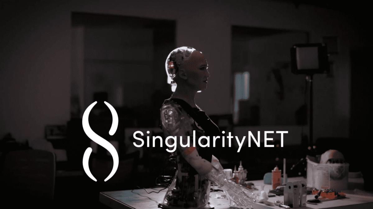 Singularity NET Sophia