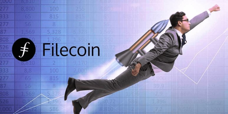 Filecoin to the Moon