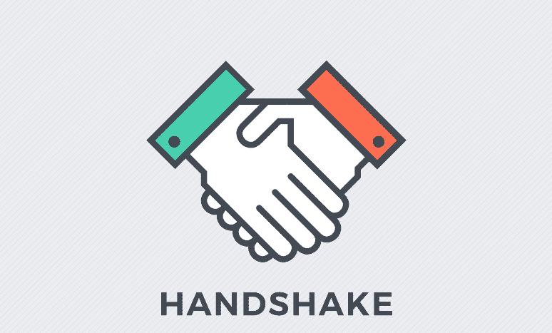 Handshake преимущества