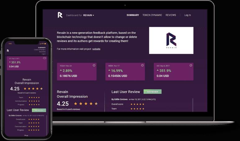 Revain Platform