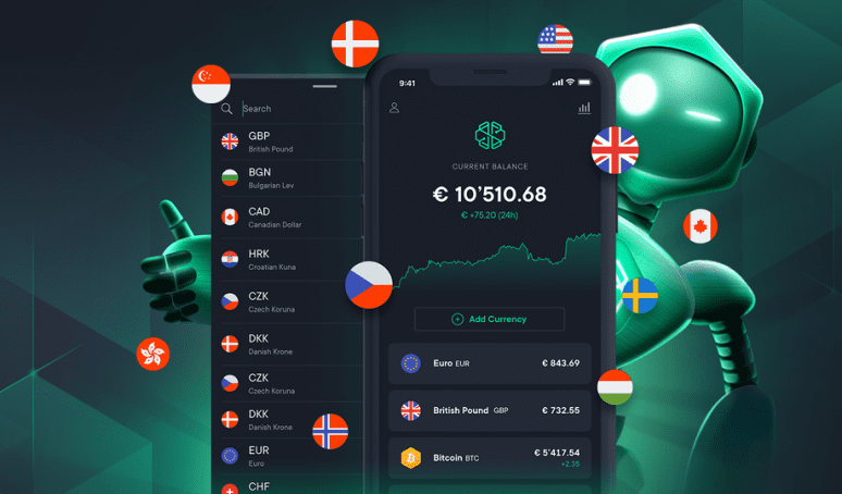 SwissBorg Wealth App