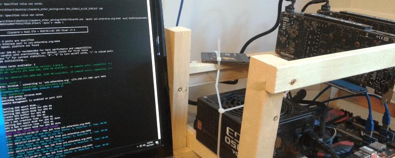 Автоматическая перезагрузка майнера при сбоях