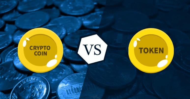 Токен и криптовалюта - Отличия