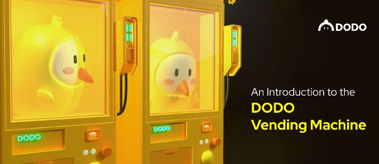 Dodo Vending machine