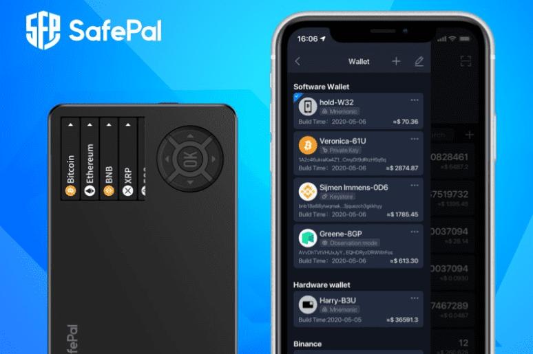 Safepal криптовалюта и кошелек
