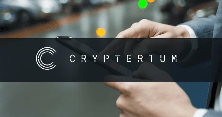 Crypterium CRPT криптовалюта