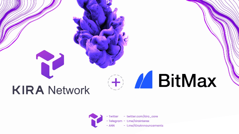 Kira Network Bitmax