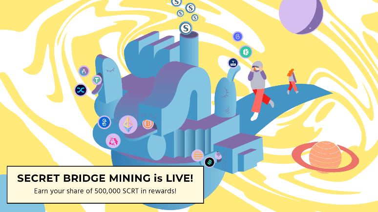 Mining is Live