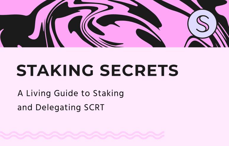 Staking Secret