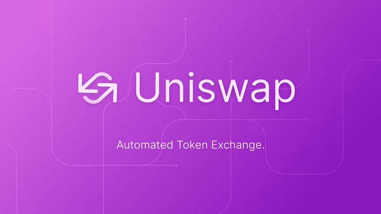 Uniswap exchange