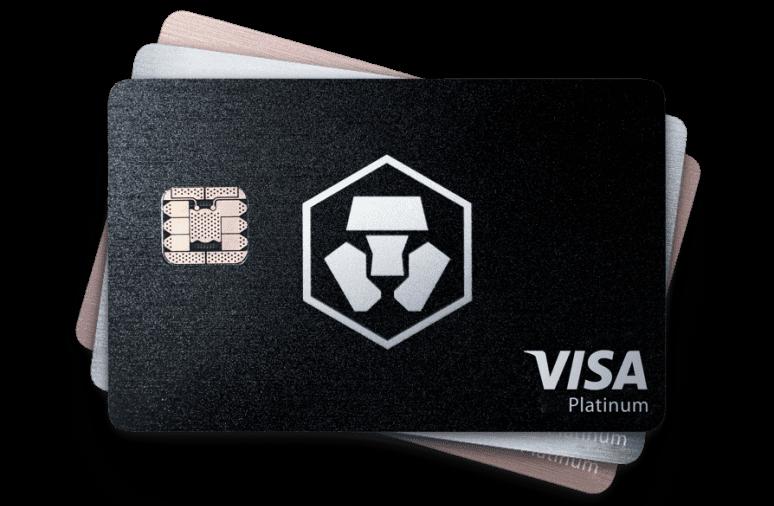 Crypto.com card