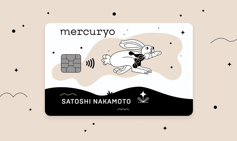Mercuryo card