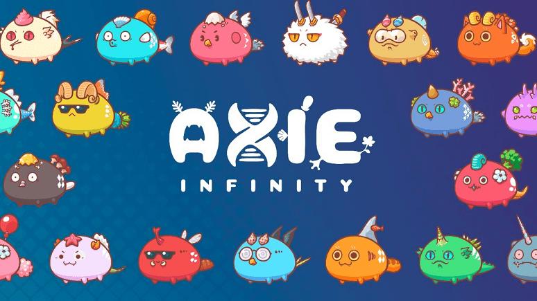 Axie Infinity криптовалюта