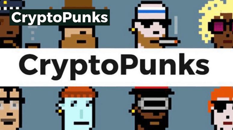 NFT игры - CryptoPunks