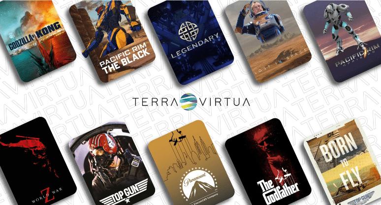 Terra Virtua NFT рынок