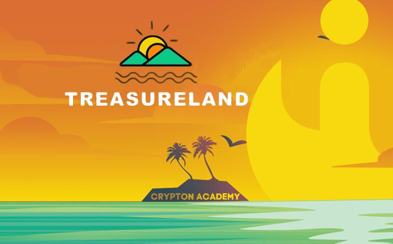 Treasureland NFT Marketplace