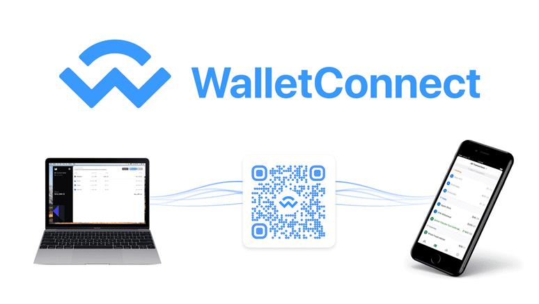 DeFi кошельки - WalletConnect