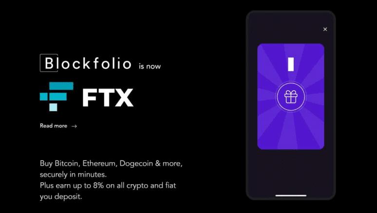 Приложение FTX Blockfolio